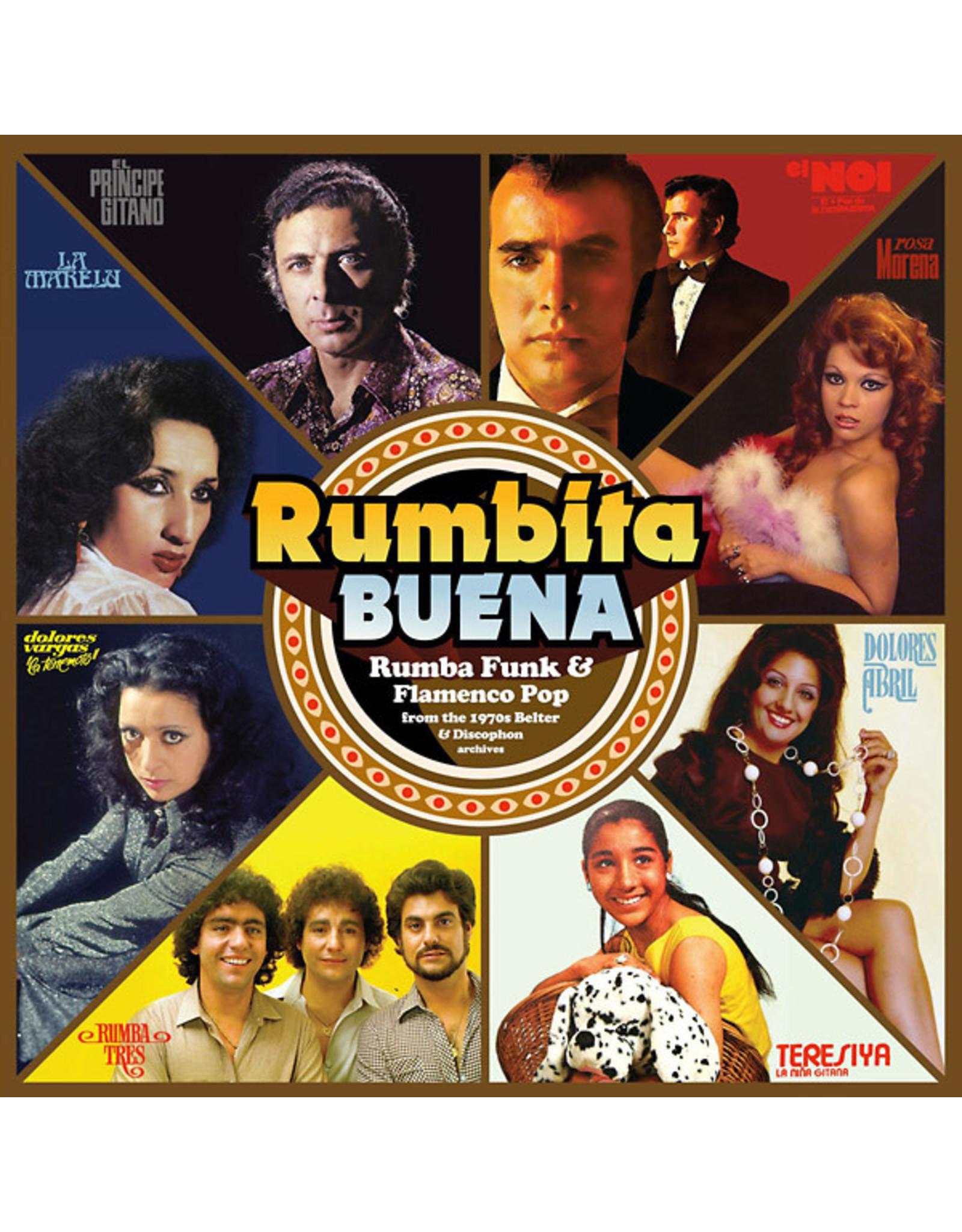 New Vinyl Various - Rumbita Buena: Rumba Funk & Flamenco Pop From The 1970s Belter & Discophon Archives