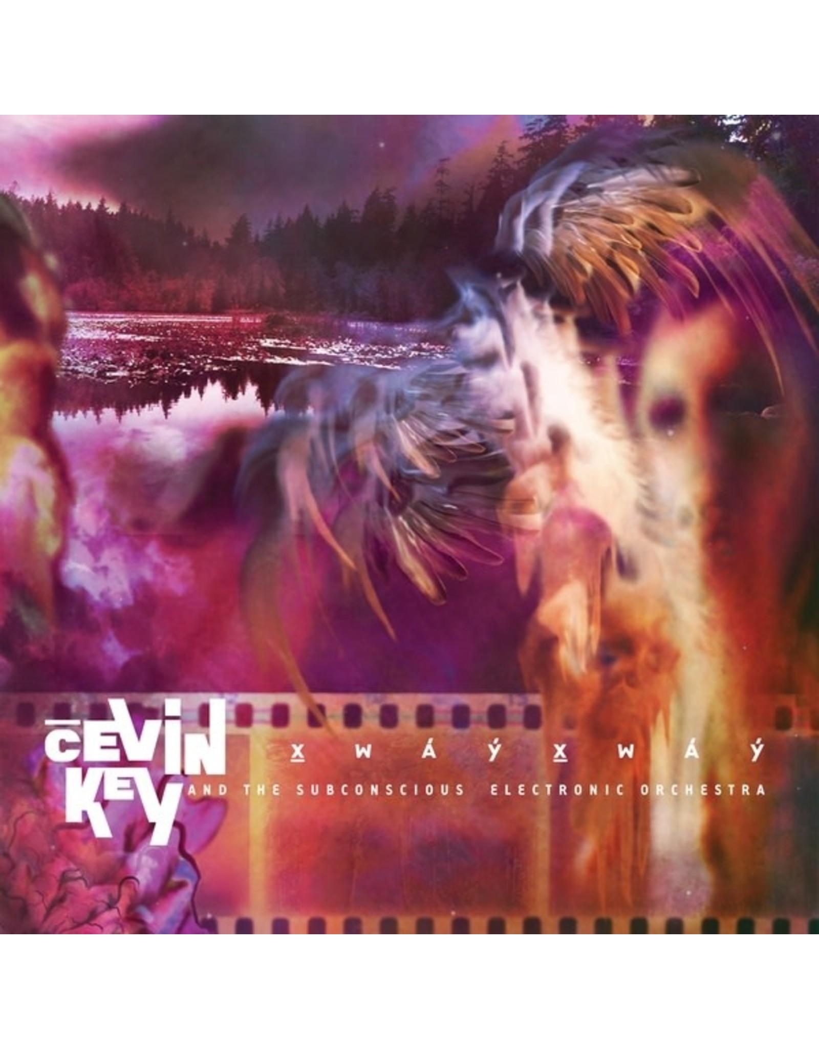 New Vinyl Cevin Key - Xwayxway 2LP