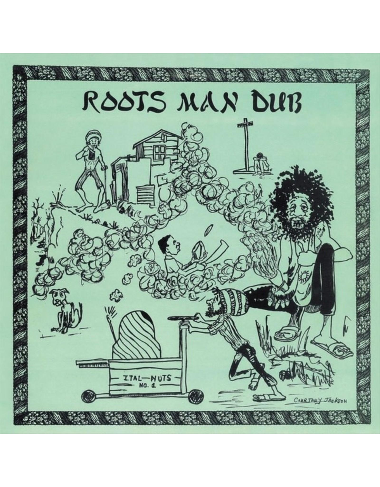 New Vinyl Revolutionaries - Roots Man Dub LP