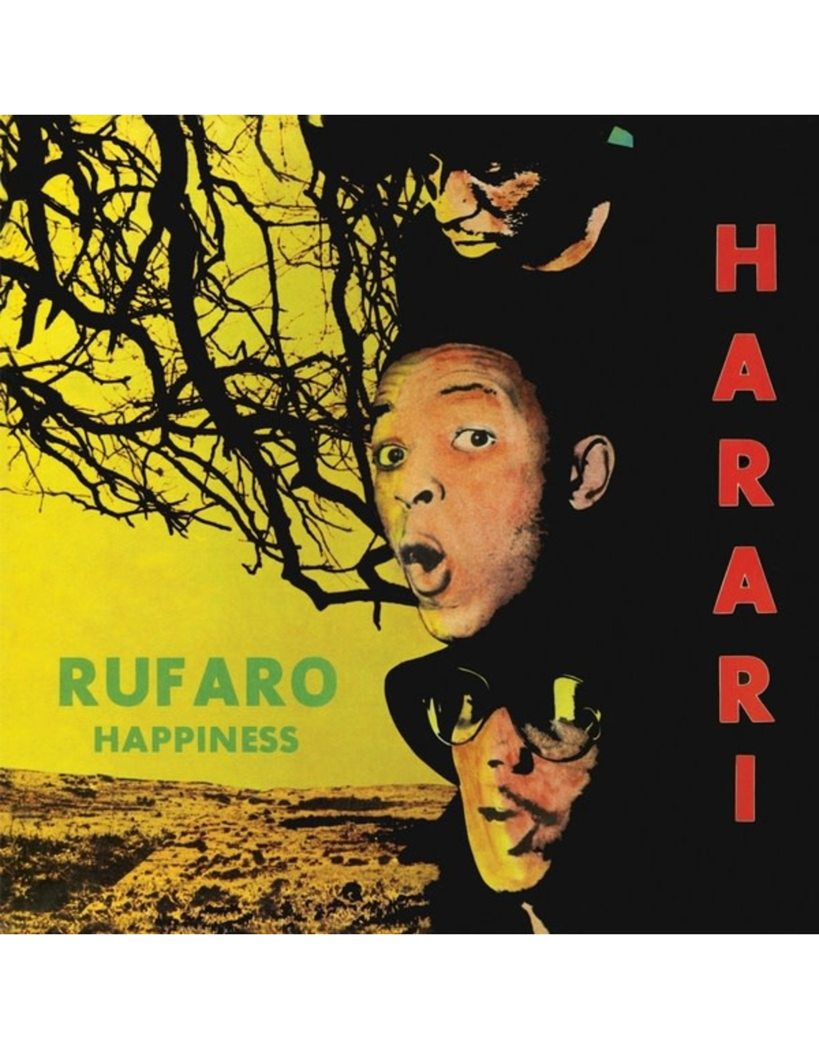 New Vinyl Harari - Rufaro / Happiness LP