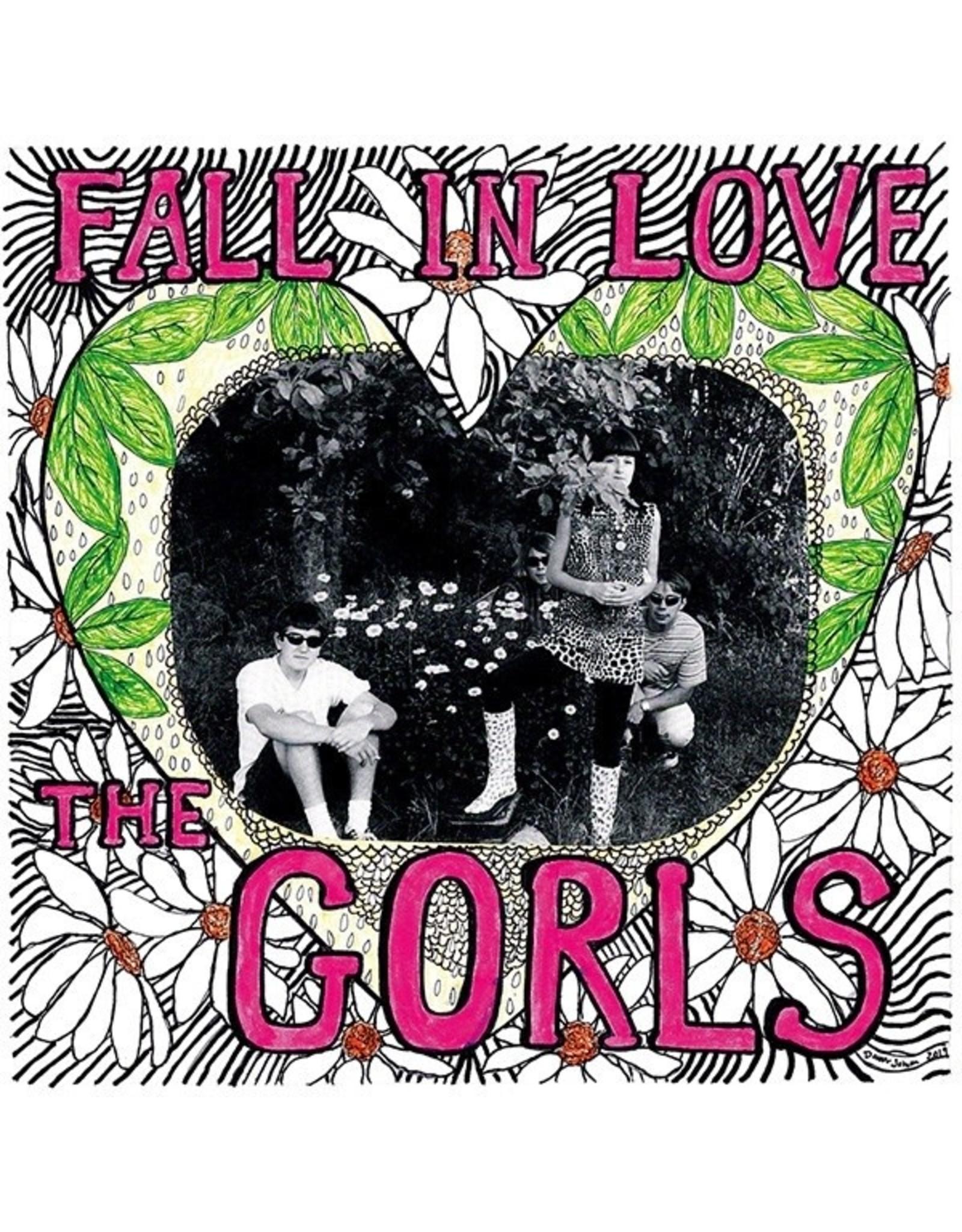 New Vinyl The Gorls - Fall In Love 1992-93 LP