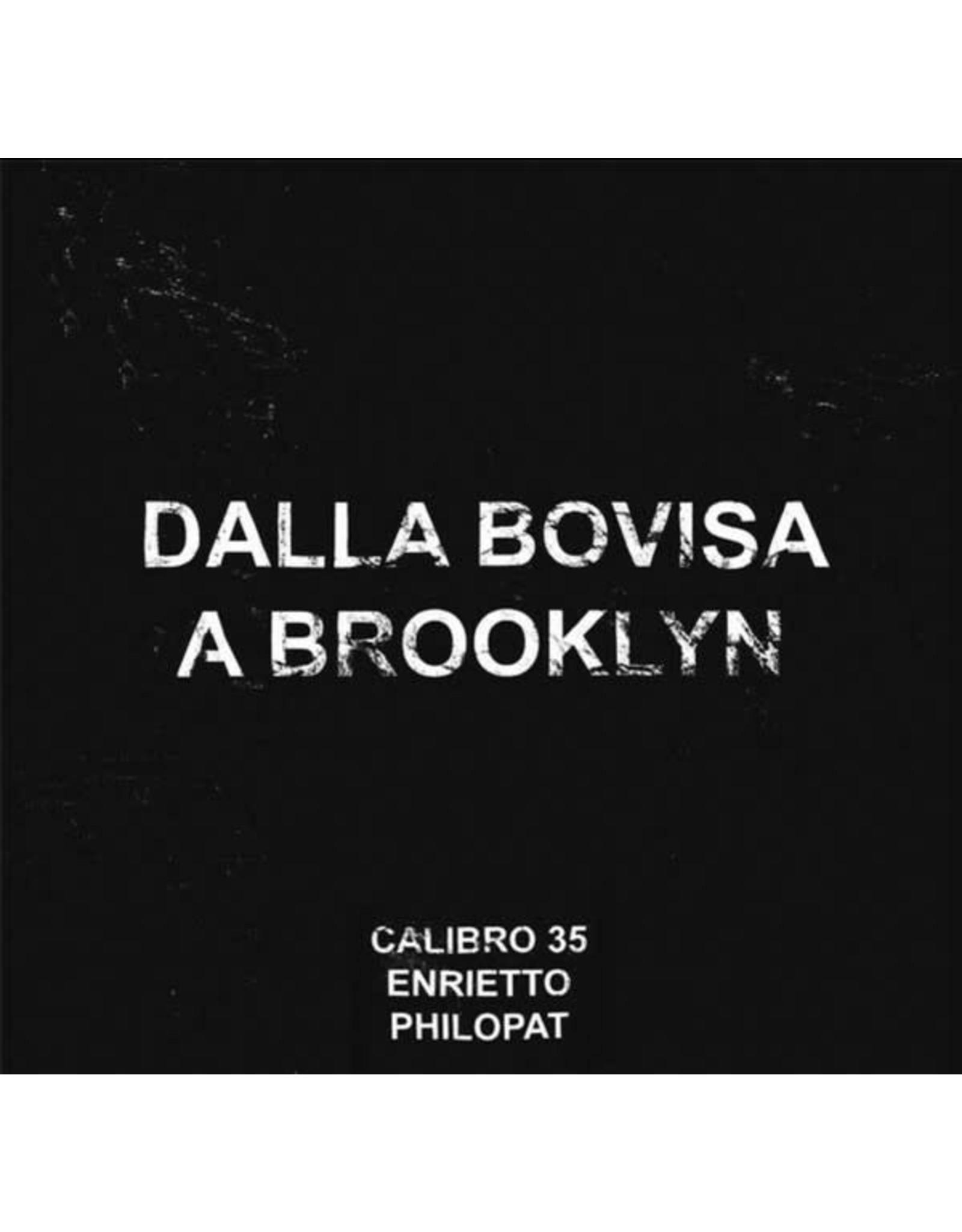"New Vinyl Calibro 35 - Dalla Bovisa A Brooklyn 12"" EP + Comic Book)"