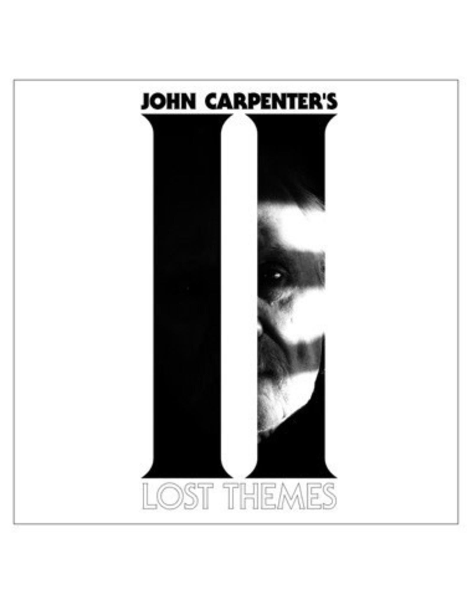 New Vinyl John Carpenter - Lost Themes II (Neon Orange) LP
