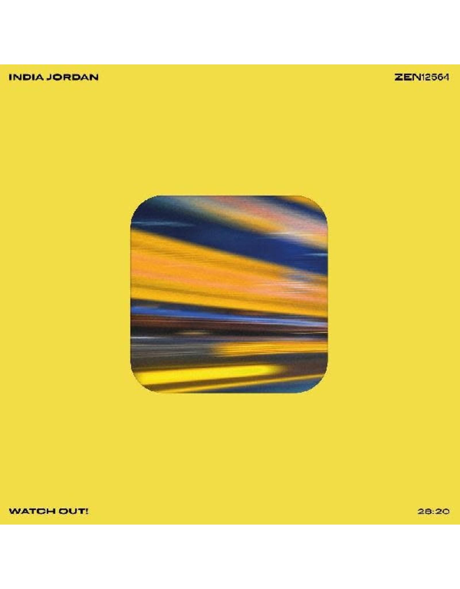 "New Vinyl India Jordan - Watch Out! EP 12"""