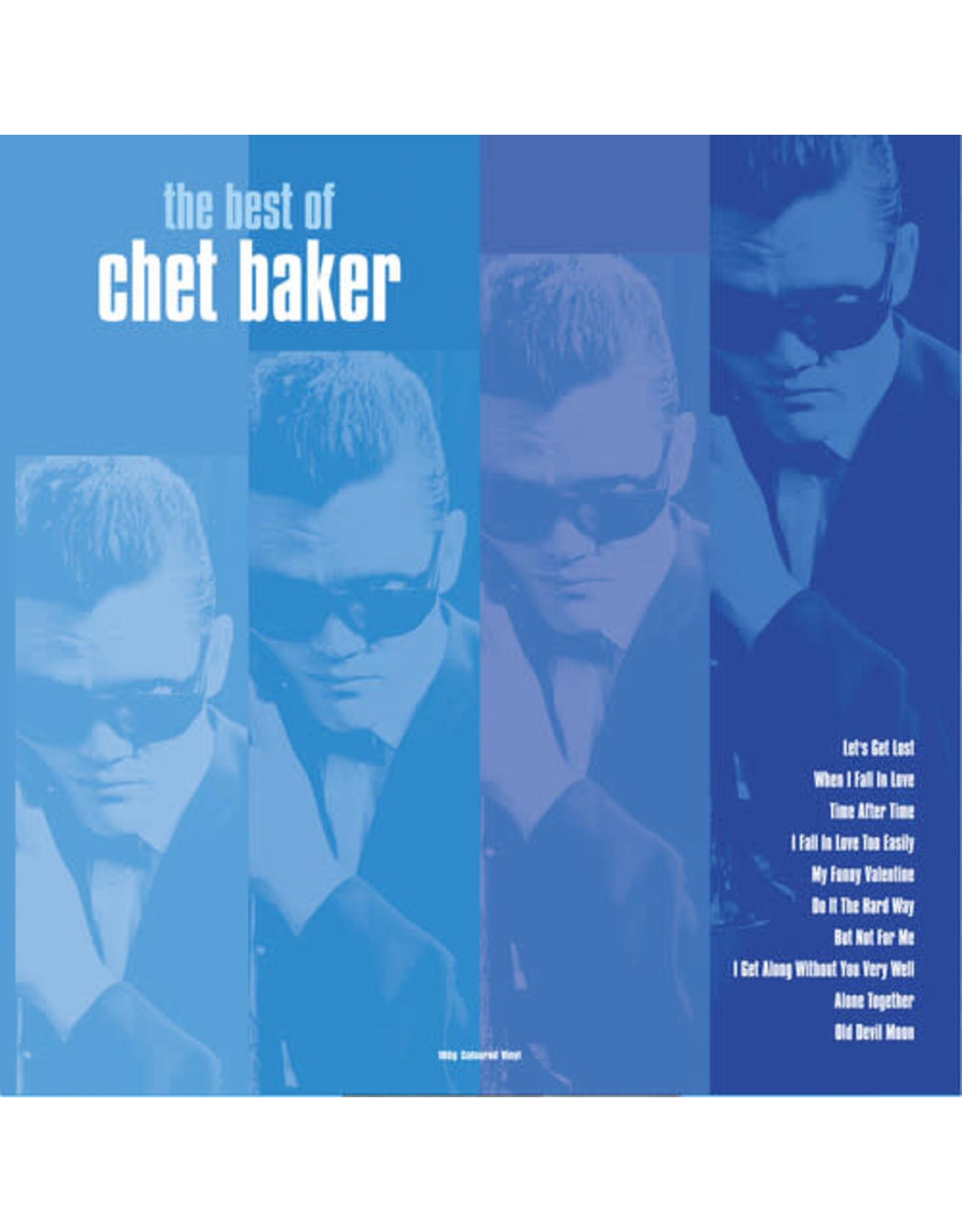 New Vinyl Chet Baker - The Best Of (Colored) LP