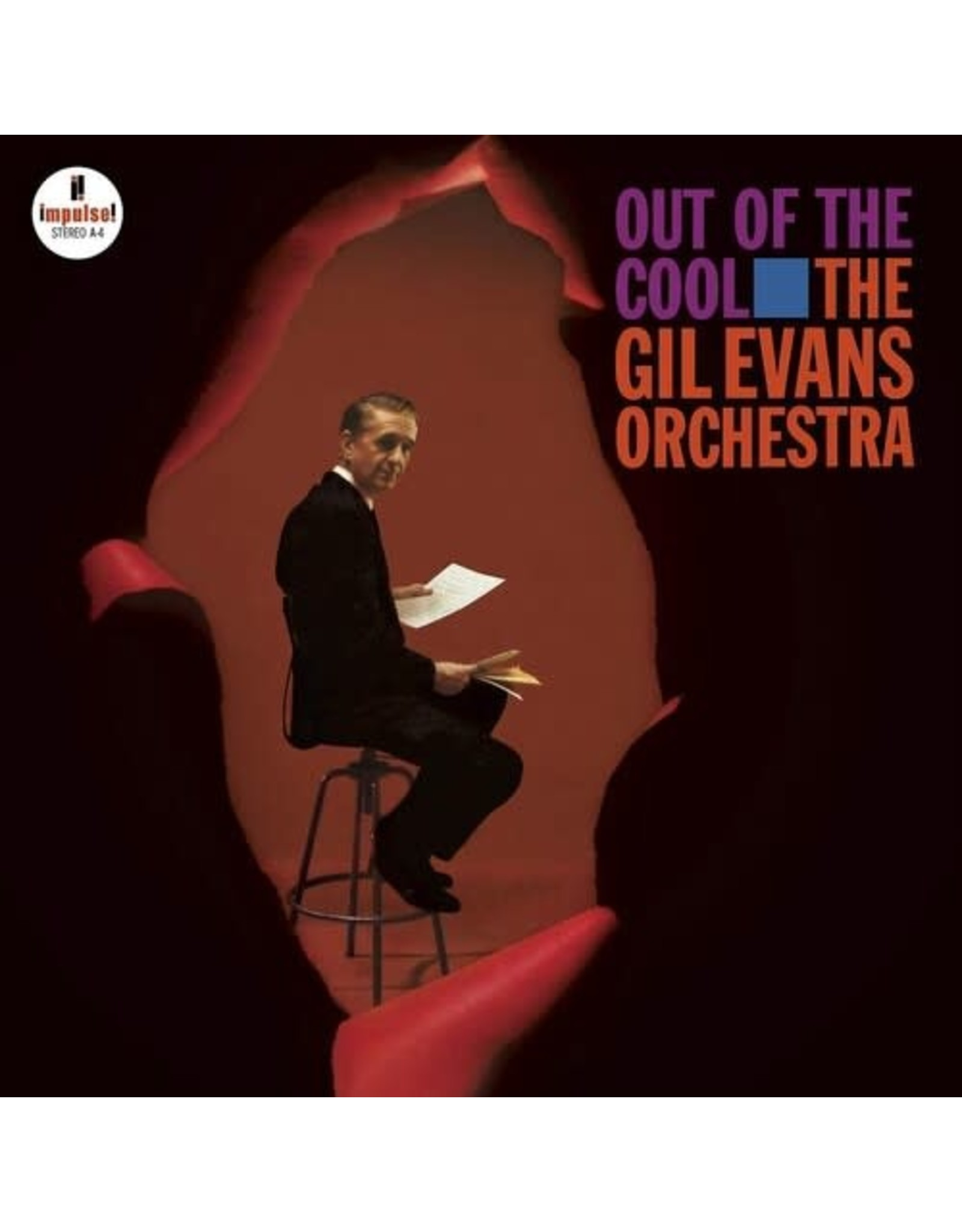 New Vinyl Gil Evans Orchestra - Out Of The Cool (Verve Acoustic Sound Series) LP