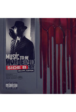 New Vinyl Eminem - Music To Be Murdered By: Side B (Deluxe Edition, Colored) 4LP