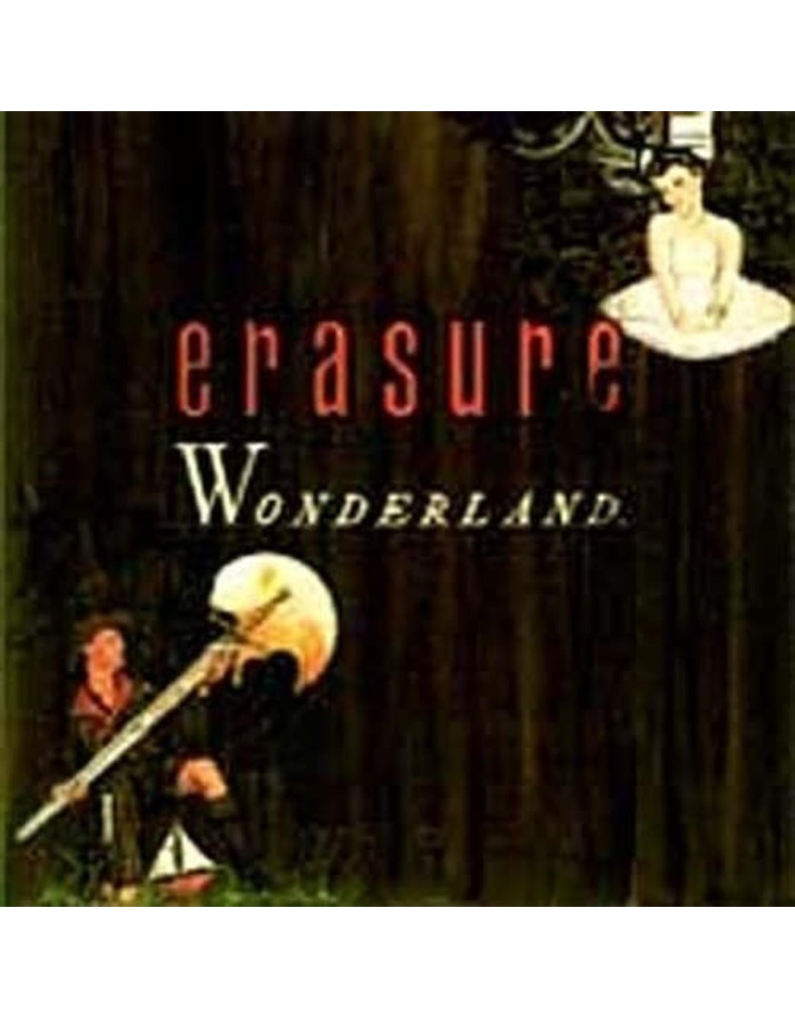 New Vinyl Erasure - Wonderland LP