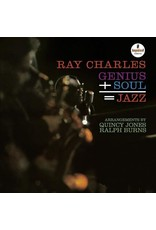 New Vinyl Ray Charles - Genius + Soul = Jazz (Verve Acoustic Sound Series) LP