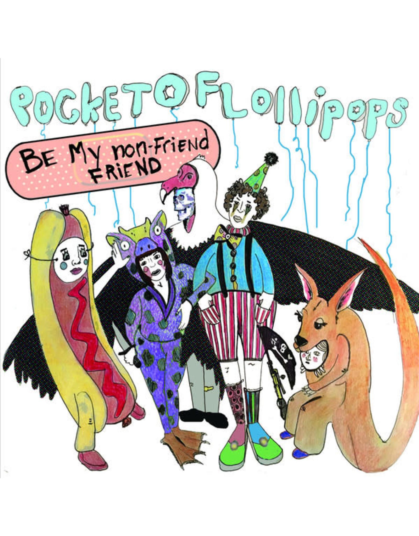New Vinyl Pocket Of Lollipops - Be My Non-Friend Friend LP
