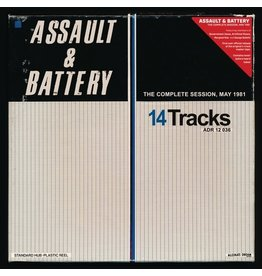 New Vinyl Assault & Battery - The Complete Session, May 1981 LP