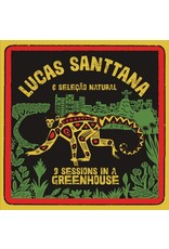 New Vinyl Lucas Santtana - 3 Sessions In A Greenhouse LP