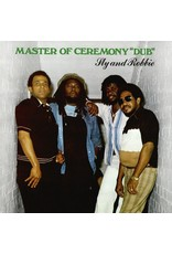 New Vinyl Sly & Robbie - Master Of Ceremony Dub LP