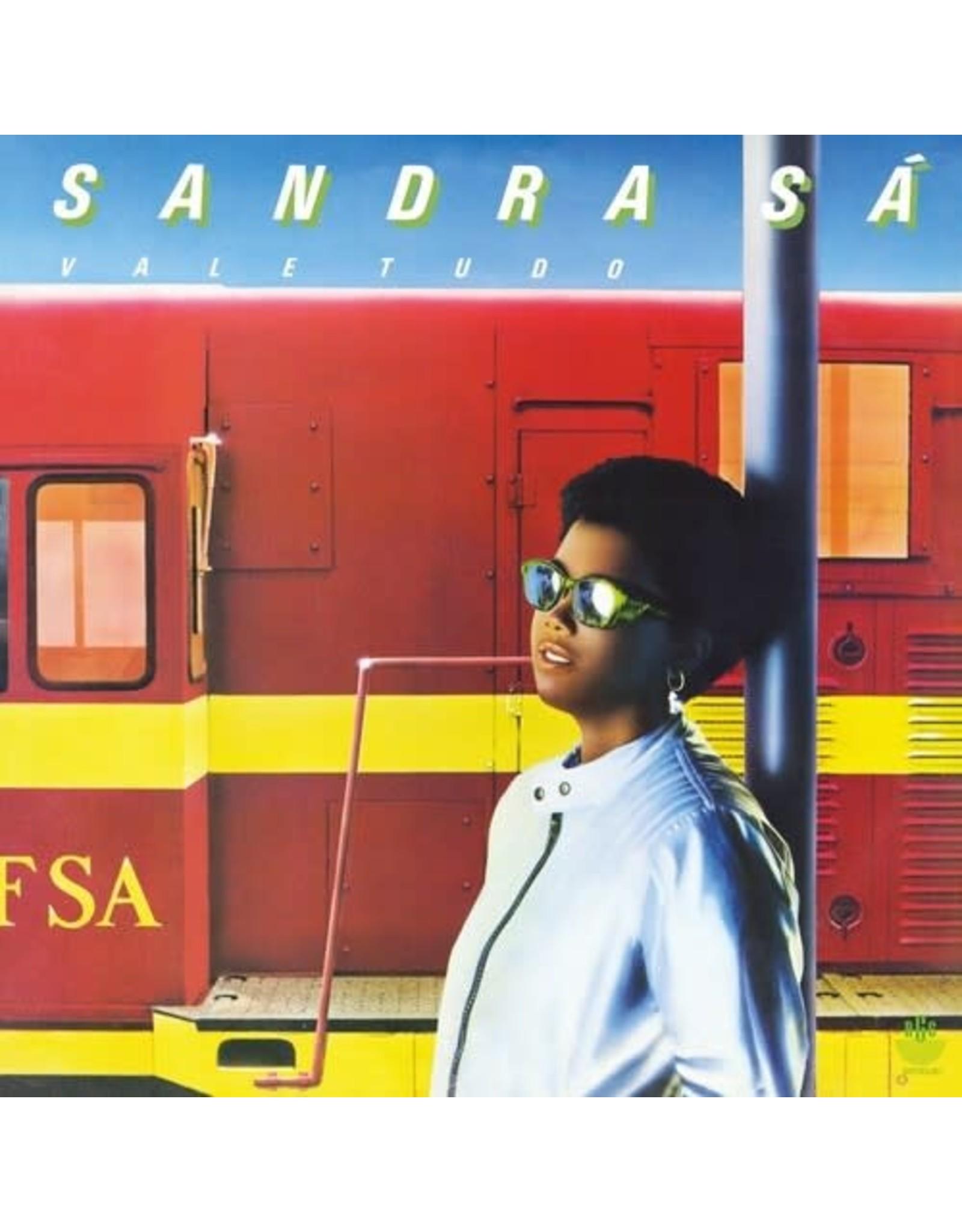 New Vinyl Sandra Da Sa - Vale Tudo LP