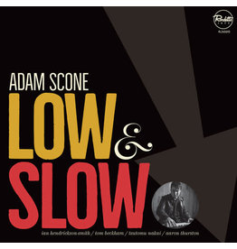 New Vinyl Adam Scone - Low & Slow LP