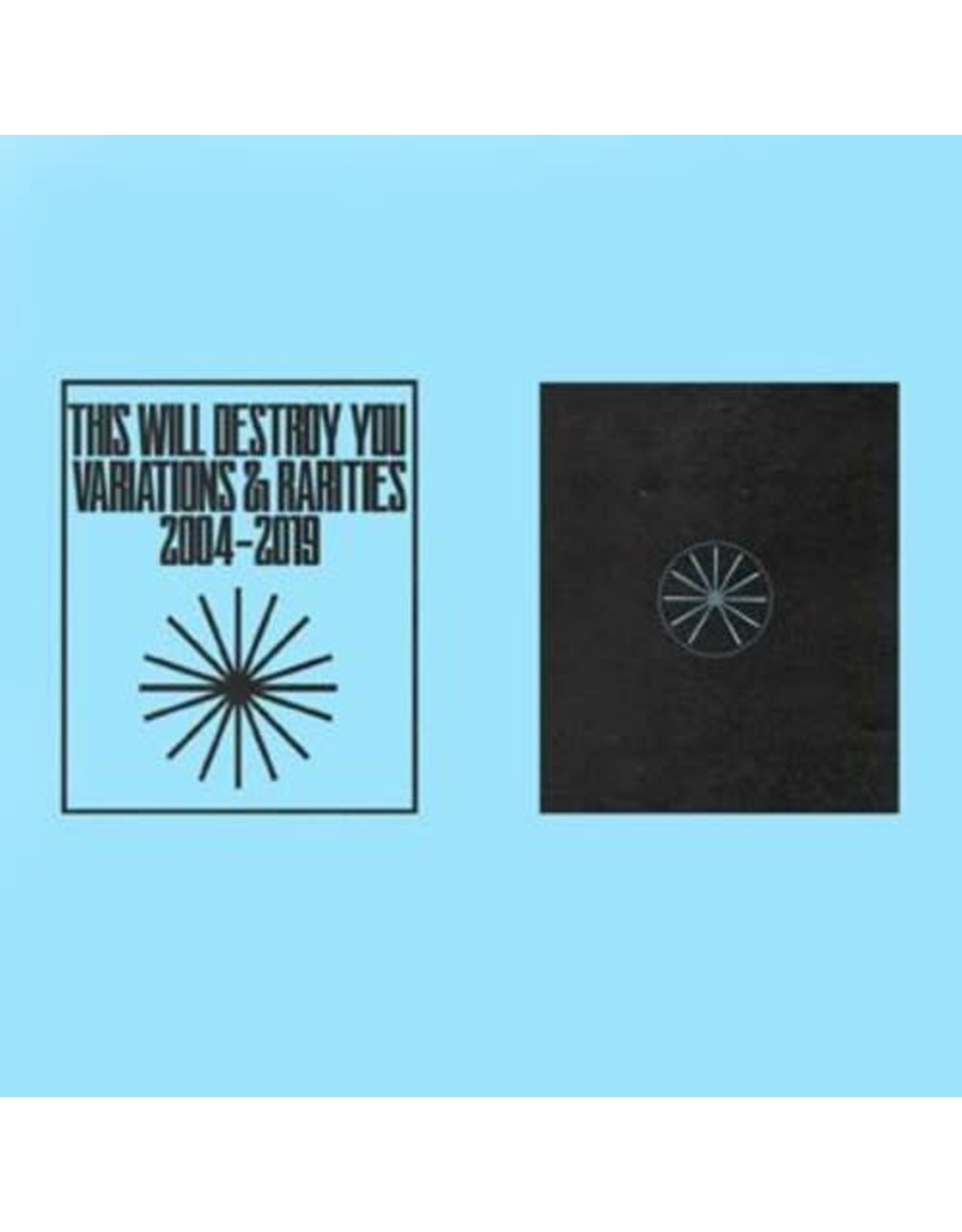 New Vinyl This Will Destroy You - Variations & Rarities: 2004-2019 Vol. II