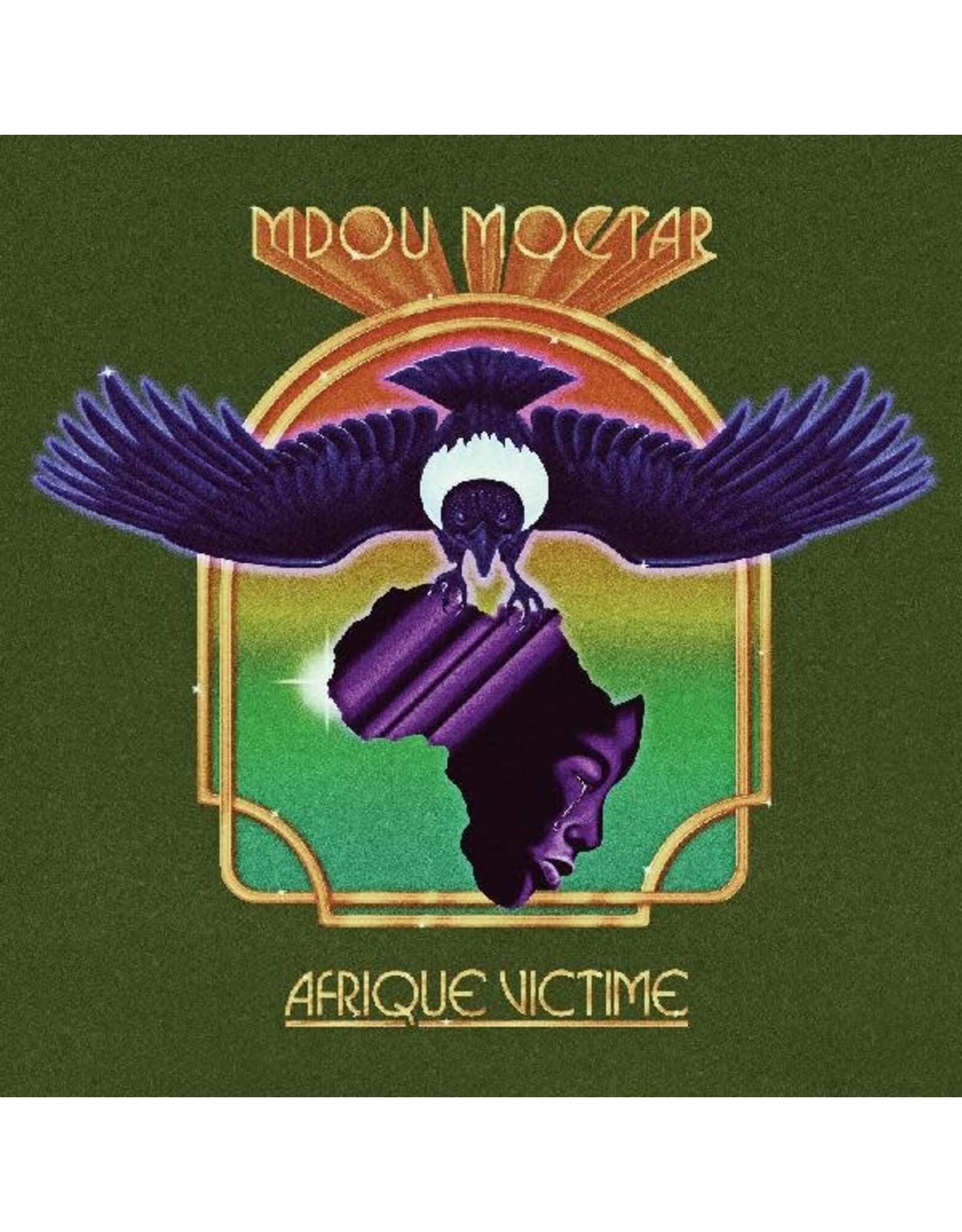 New Vinyl Mdou Moctar - Afrique Victim LP
