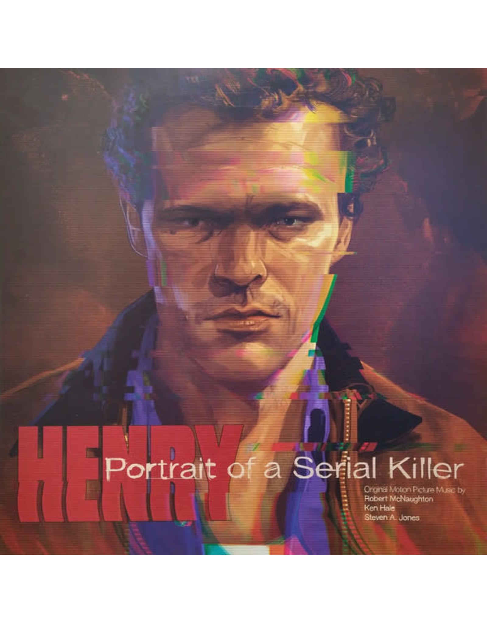 New Vinyl Robert McNaughton, Ken Hale, Steven A. Jones – Henry: Portrait Of A Serial Killer OST (Colored) LP