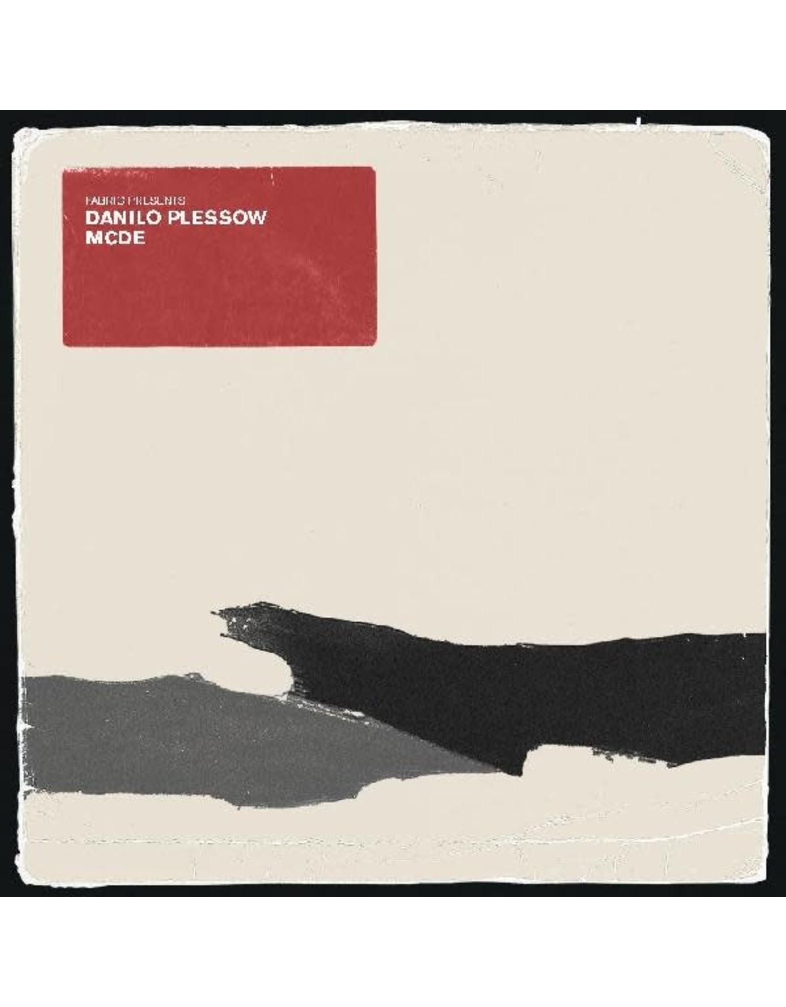New Vinyl Motor City Drum Ensemble - Fabric Presents Danilo Plessow (MCDE) 2LP