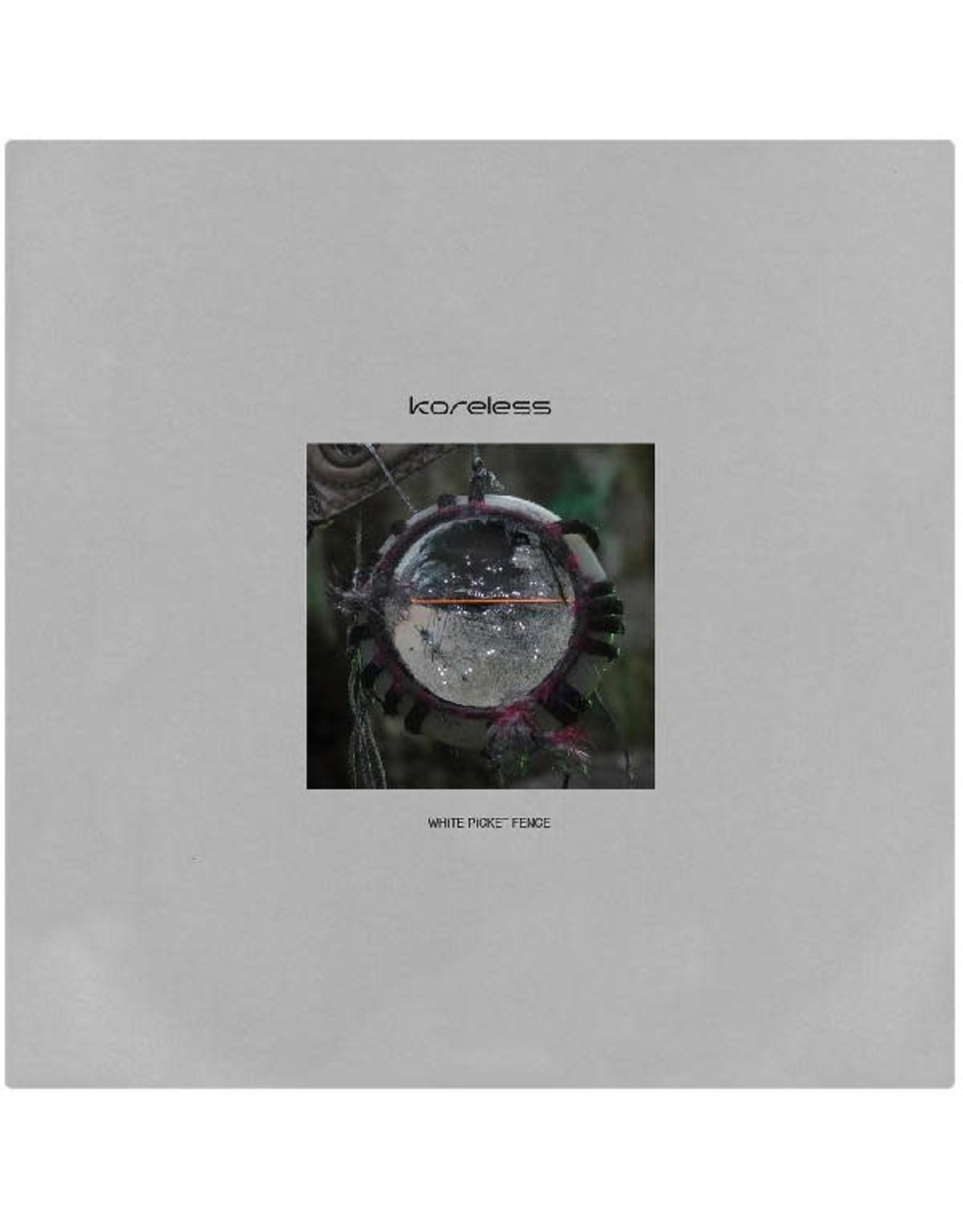 """New Vinyl Koreless - White Picket Fence / Joy Squad 12"""""""