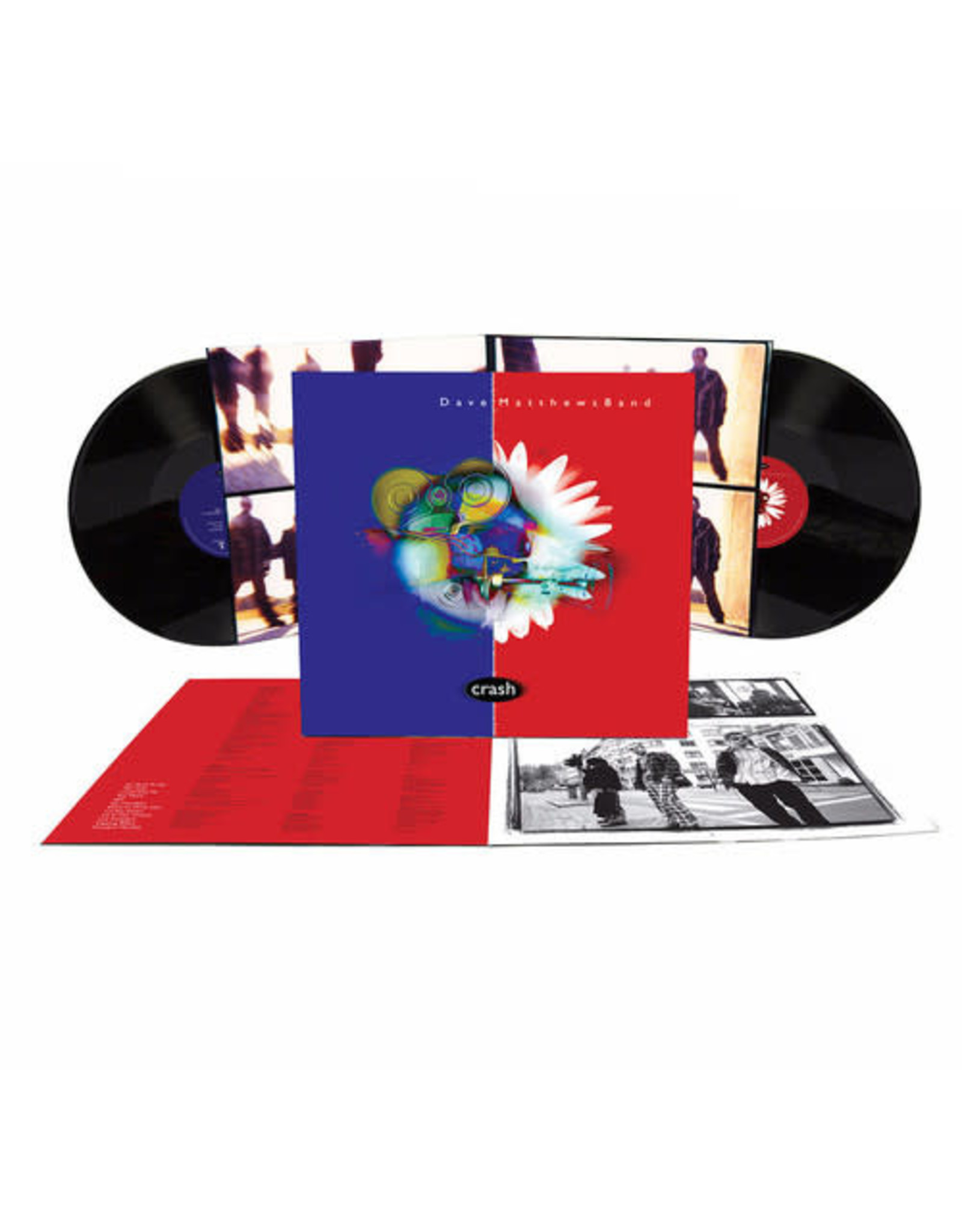 New Vinyl Dave Matthews Band - Crash 2LP