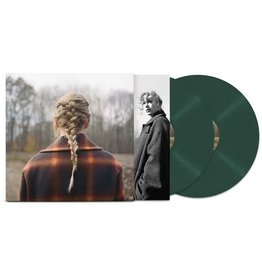 New Vinyl Taylor Swift - Evermore (Colored) 2LP