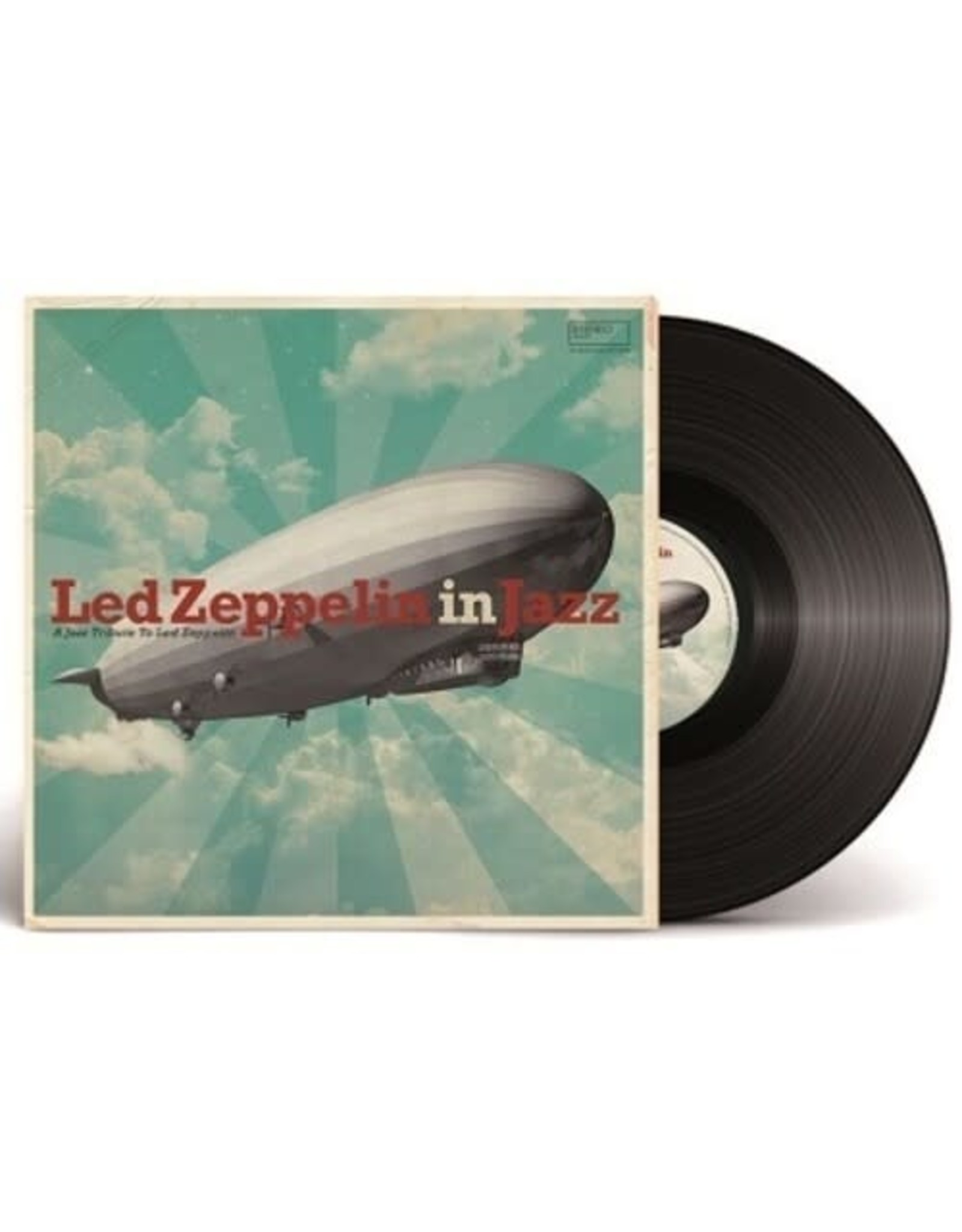 New Vinyl Various - Led Zeppelin In Jazz LP