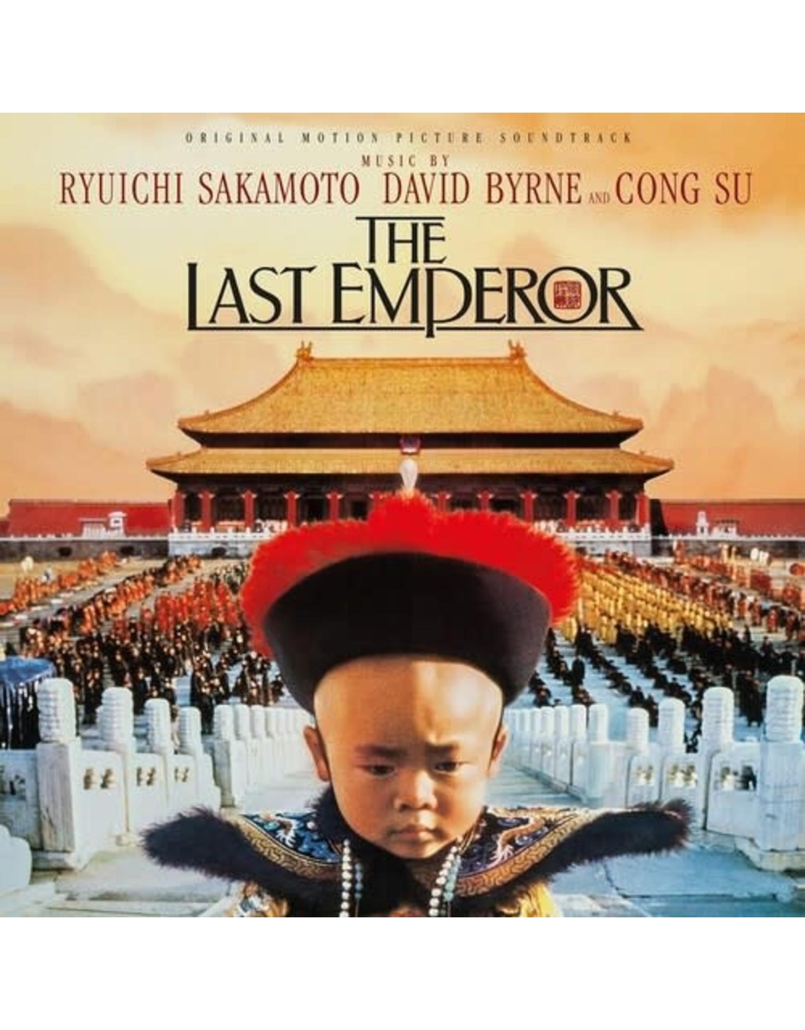 New Vinyl Ryuichi Sakamoto / David Byrne / Cong Su - The Last Emperor OST [Holland Import] LP