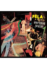 New Vinyl Fela Kuti & Africa '70 - Everything Scatter LP
