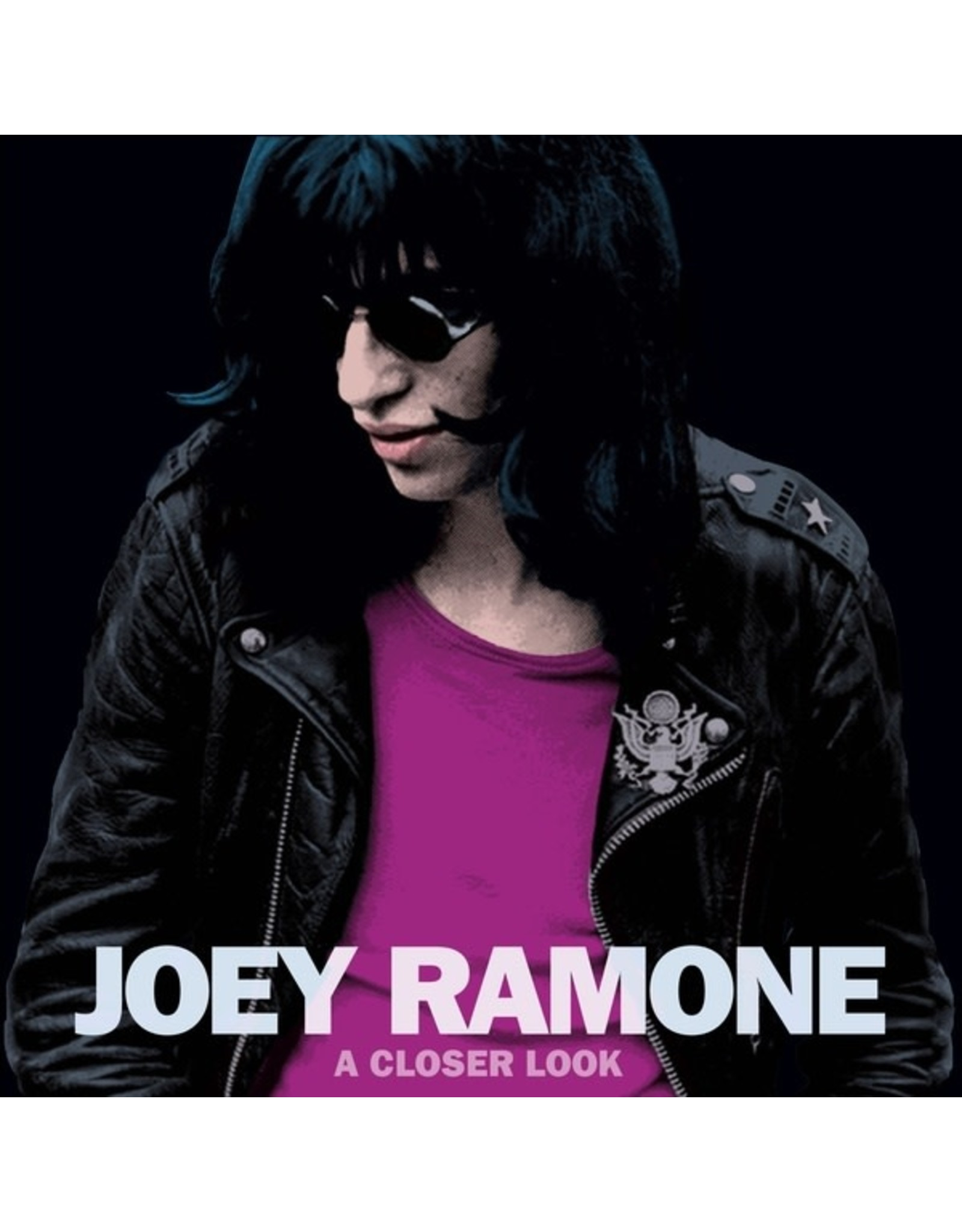 New Vinyl Joey Ramone - A Closer Look LP