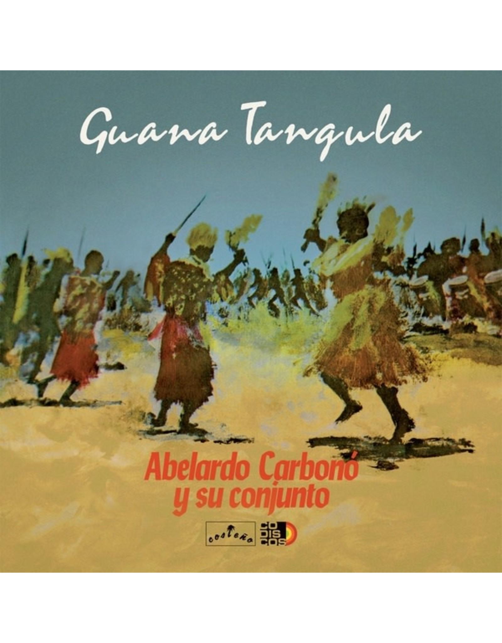 New Vinyl Abelardo Carbonó Y Su Conjunto - Guana Tangula LP