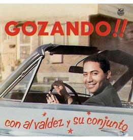 New Vinyl Al Valdez - Gozando!! LP