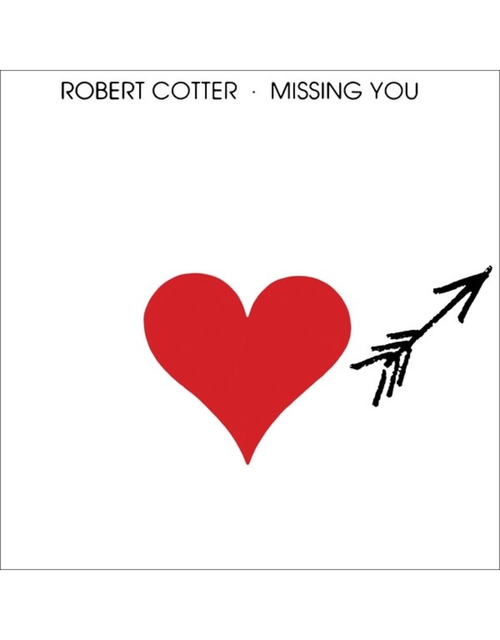 New Vinyl Robert Cotter - Missing You LP