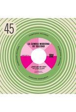 "New Vinyl La Cumbia Moderna De Soledad / Machuca Cumbia - Da Ya Think I'm Sexy?/Stayin' Alive 7"""
