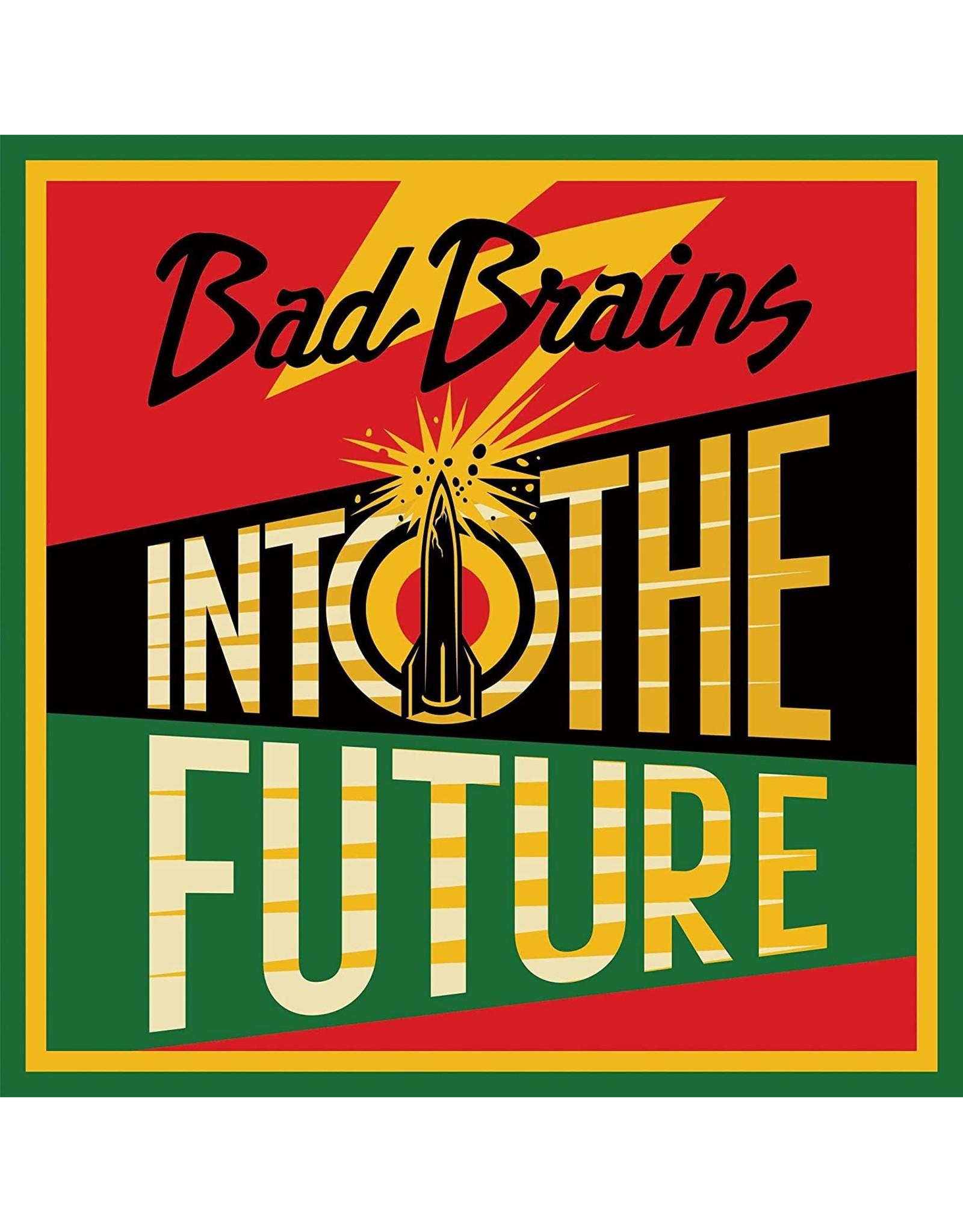New Vinyl Bad Brains - Into The Future (Alternate Shepard Fairey Cover) LP