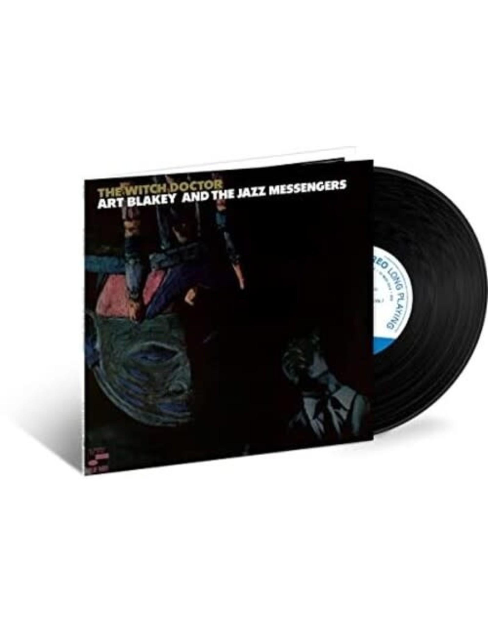 New Vinyl Art Blakey & The Jazz Messengers - Witch Doctor (Blue Note Tone Poet Series) LP