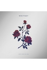 New Vinyl Whitney - Light Upon The Lake (Opaque Red) LP