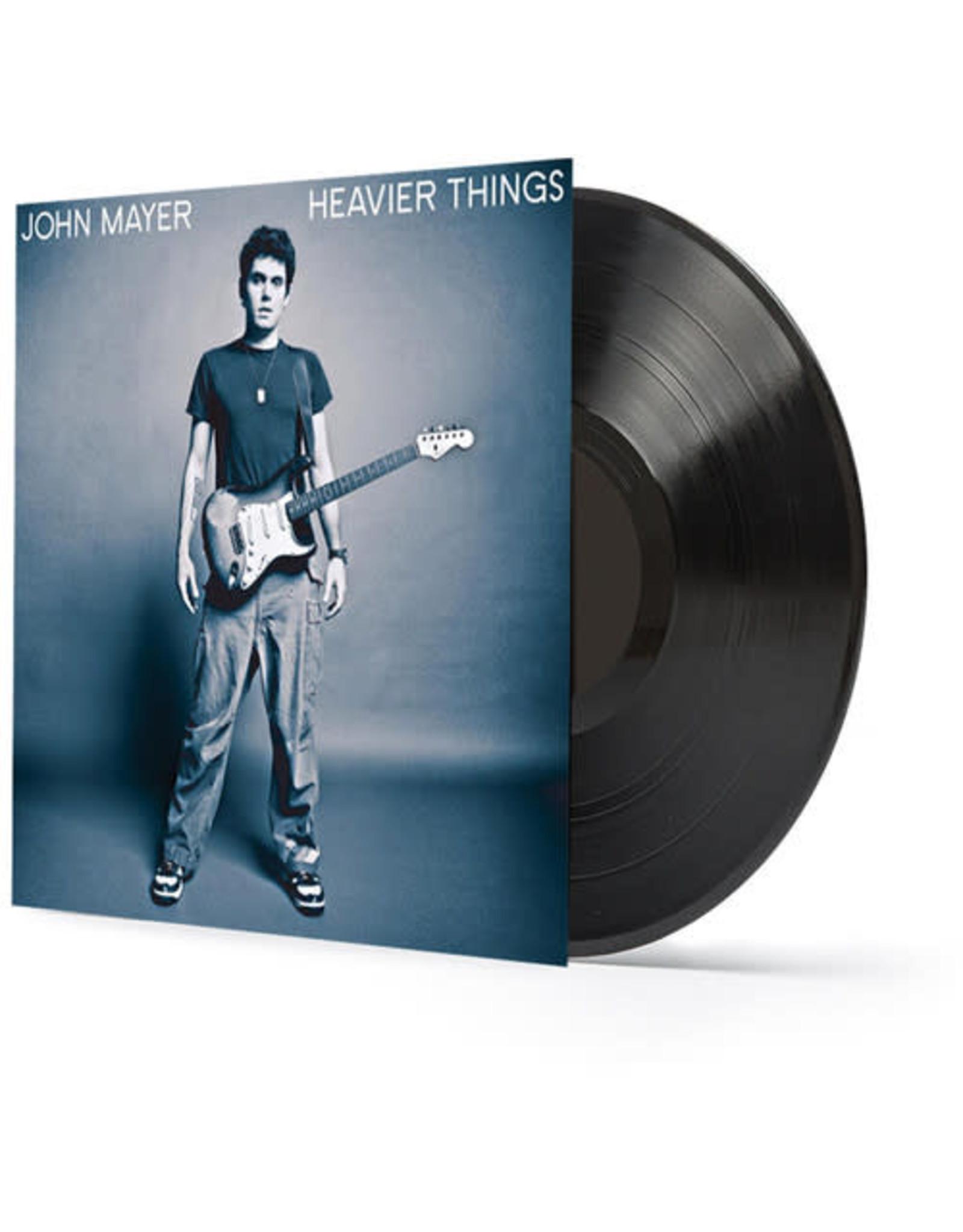 New Vinyl John Mayer - Heavier Things LP