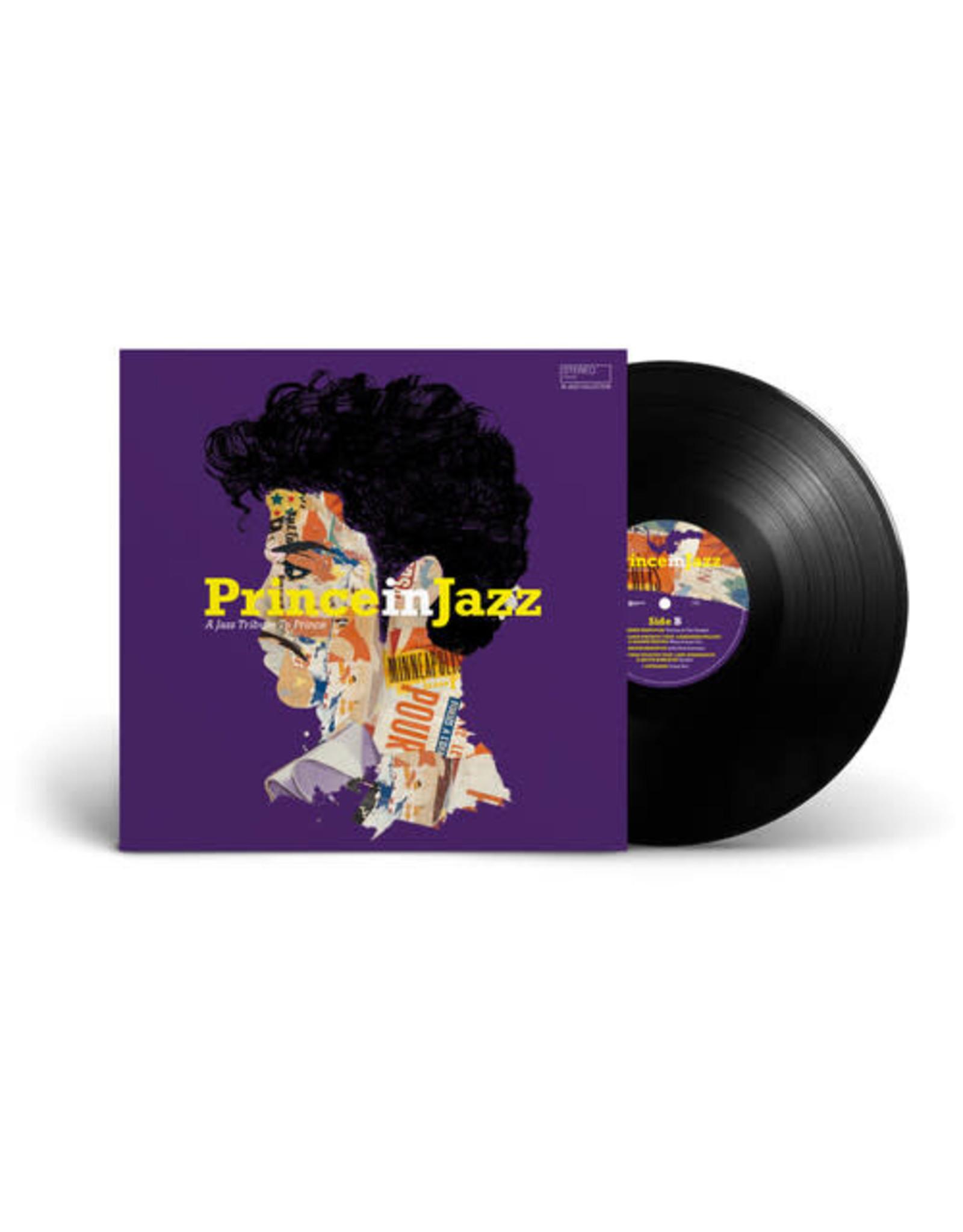 New Vinyl Various - Prince In Jazz LP