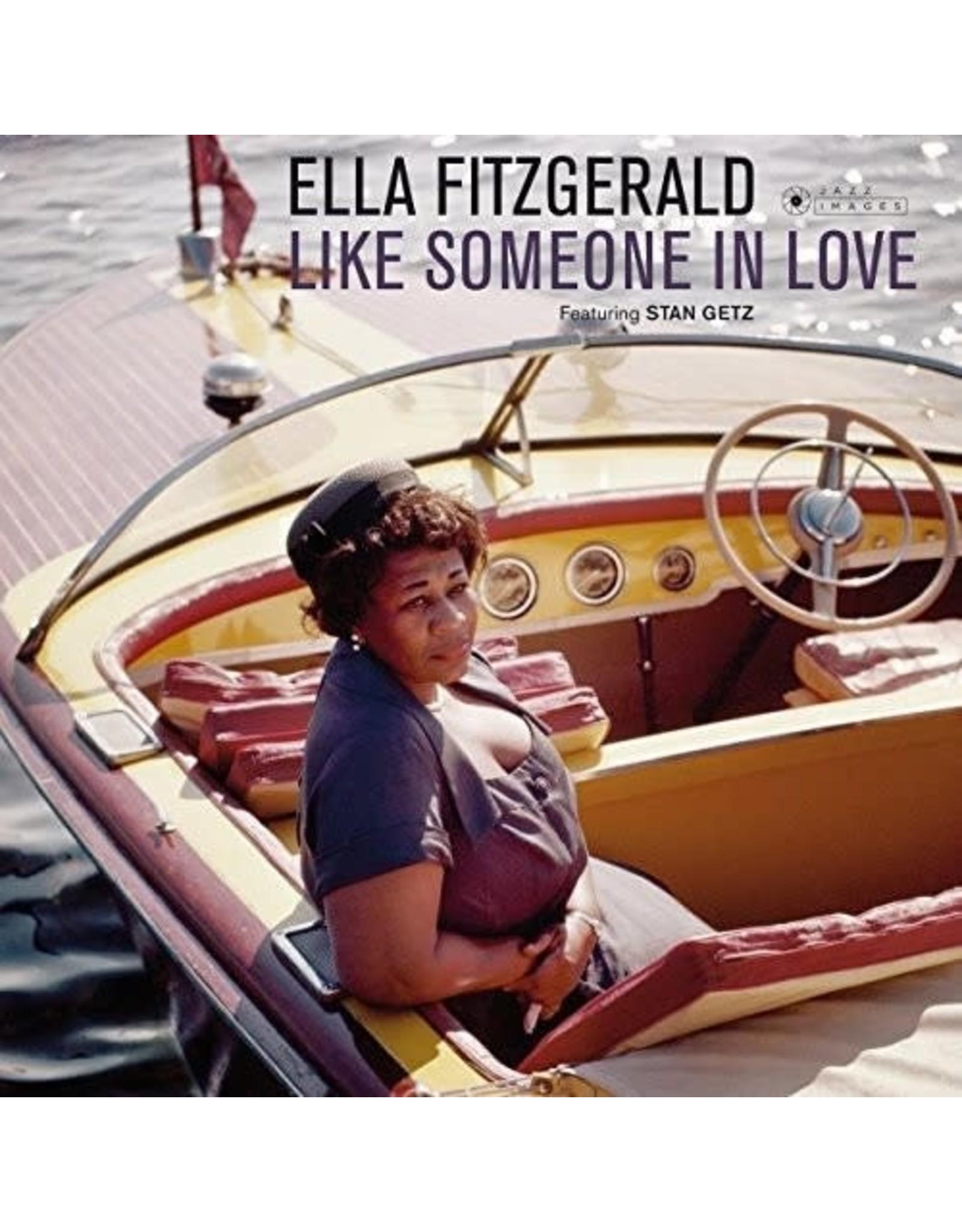 New Vinyl Ella Fitzgerald - Like Someone In Love LP