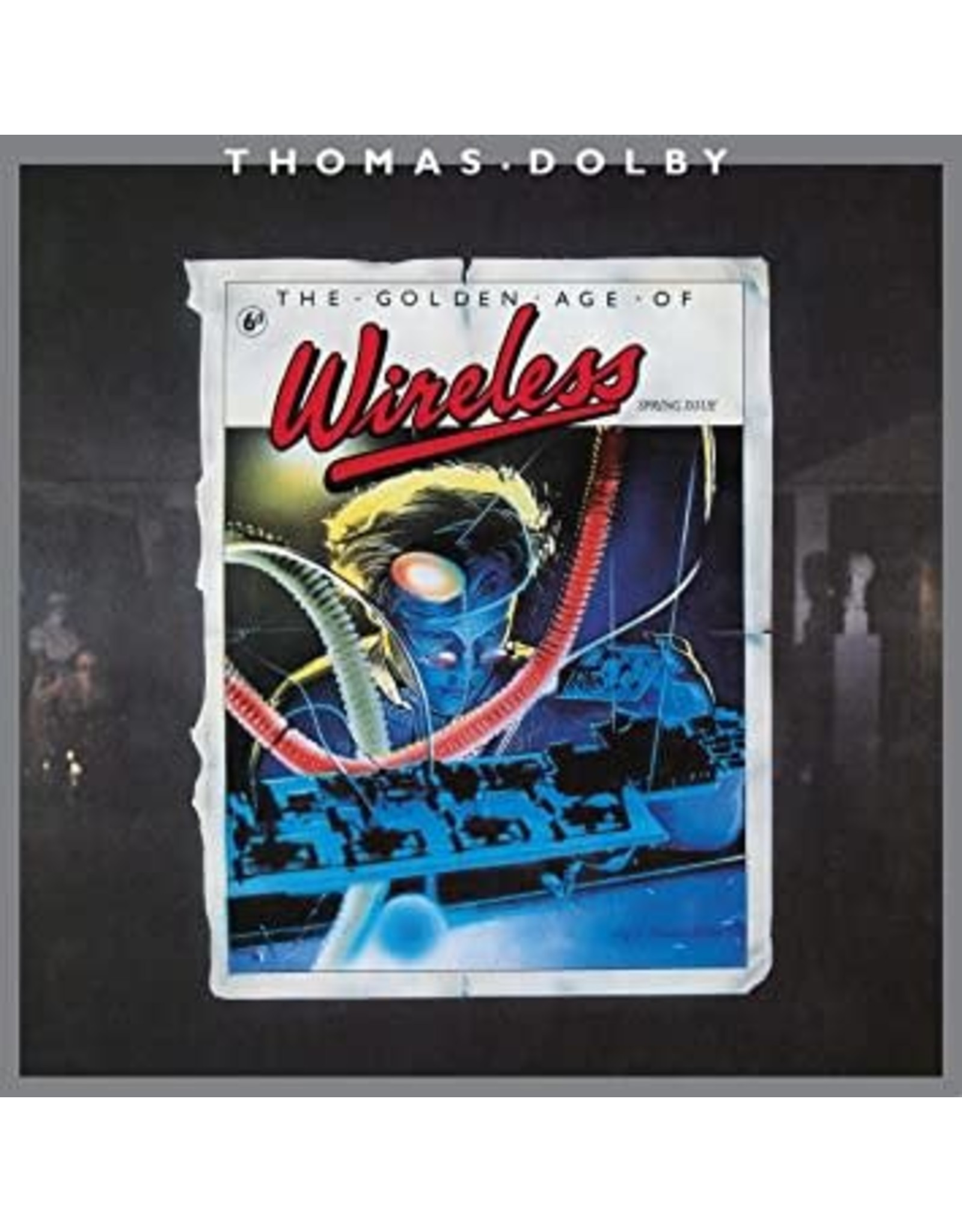 New Vinyl Thomas Dolby - The Golden Age Of Wireless (Colored) LP