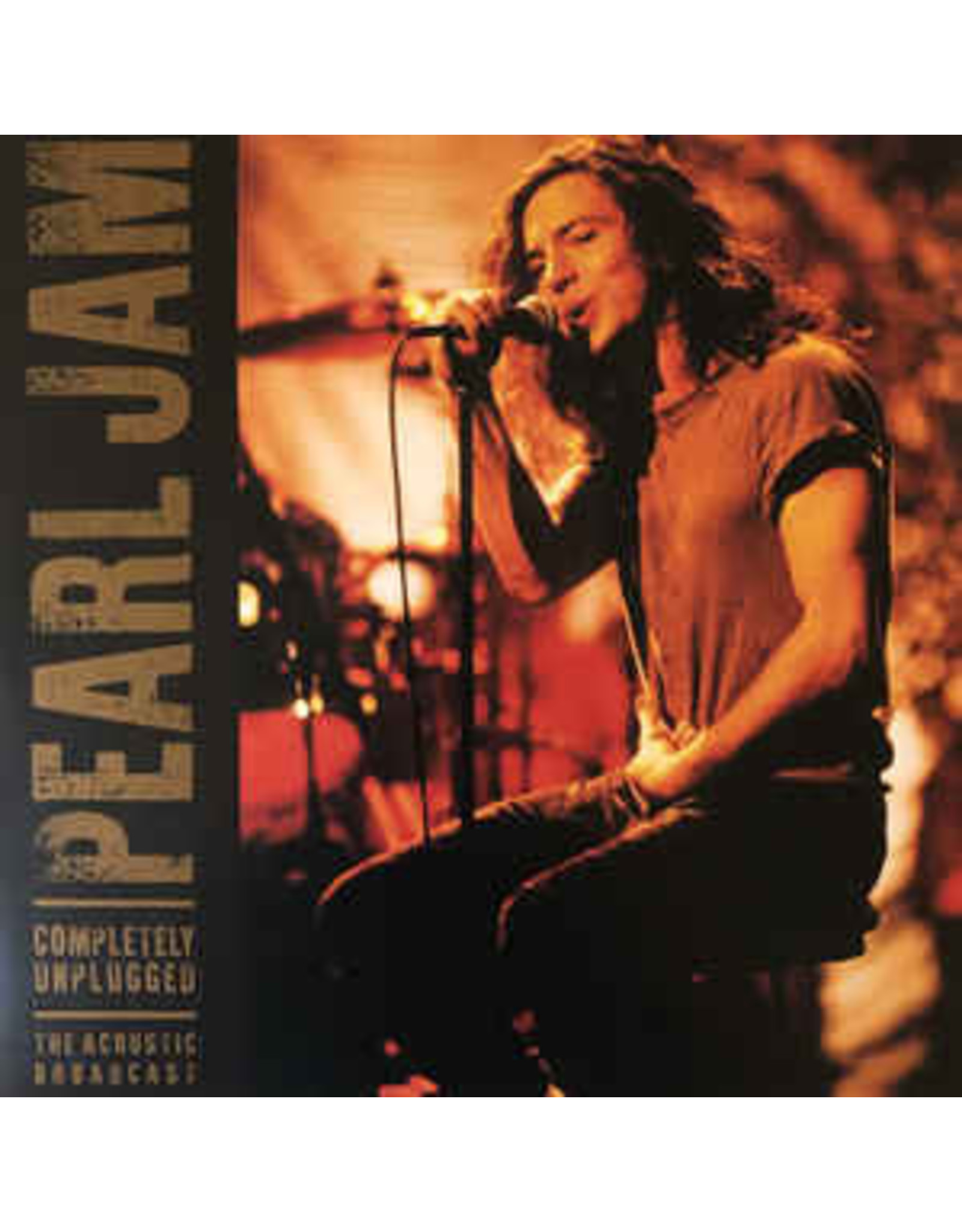 New Vinyl Pearl Jam - Completely Unplugged (Colored) 2LP