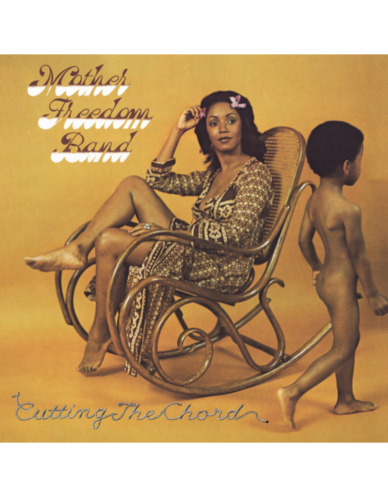 New Vinyl Mother Freedom Band - Cutting The Chord LP