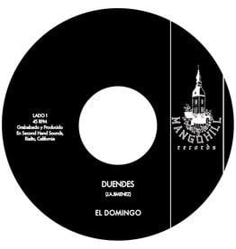 """New Vinyl El Domingo - Duendes / Isidro y Justa (Split-Colored) 7"""""""