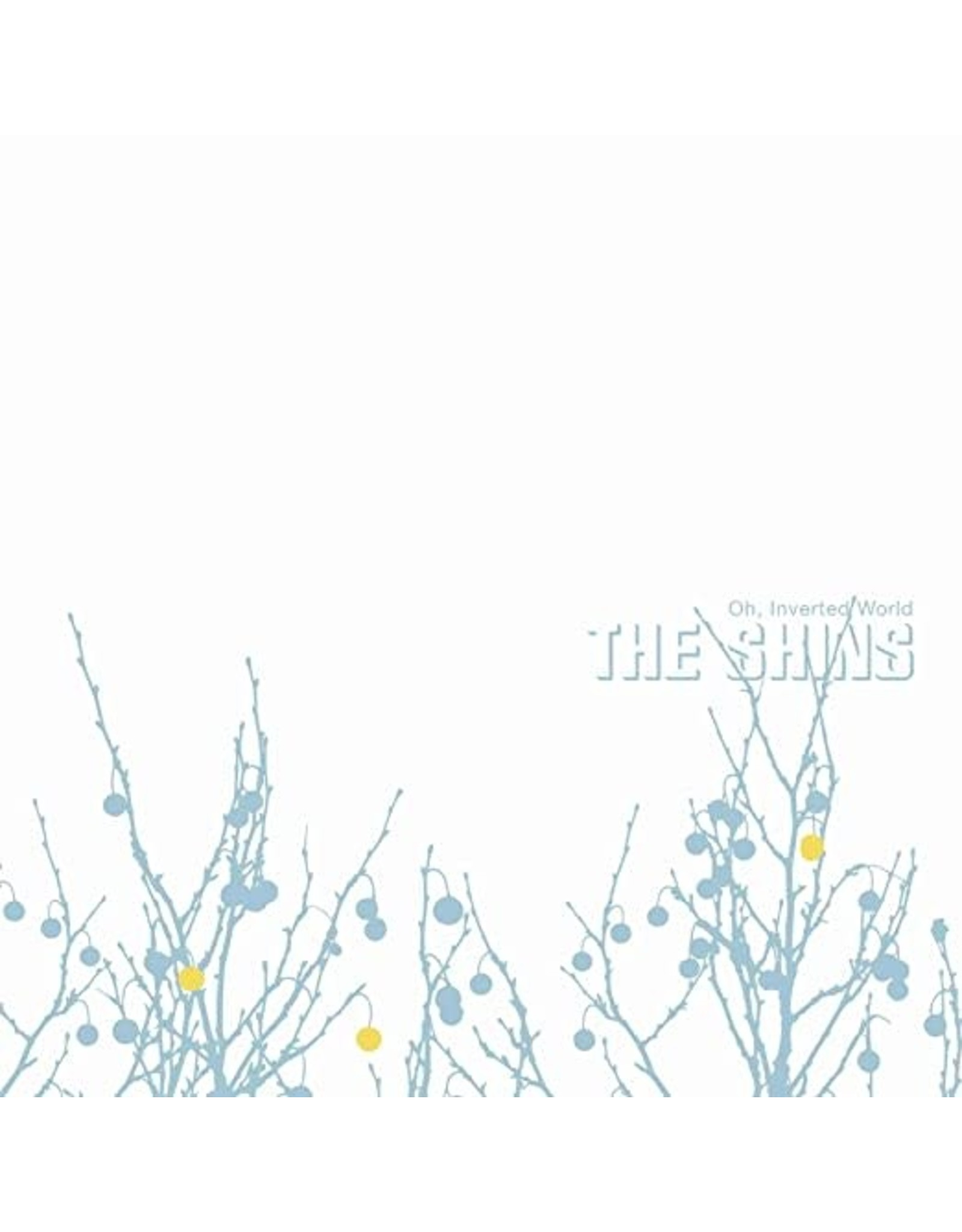 New Vinyl The Shins - Oh Inverted World (20th Anniversary) LP