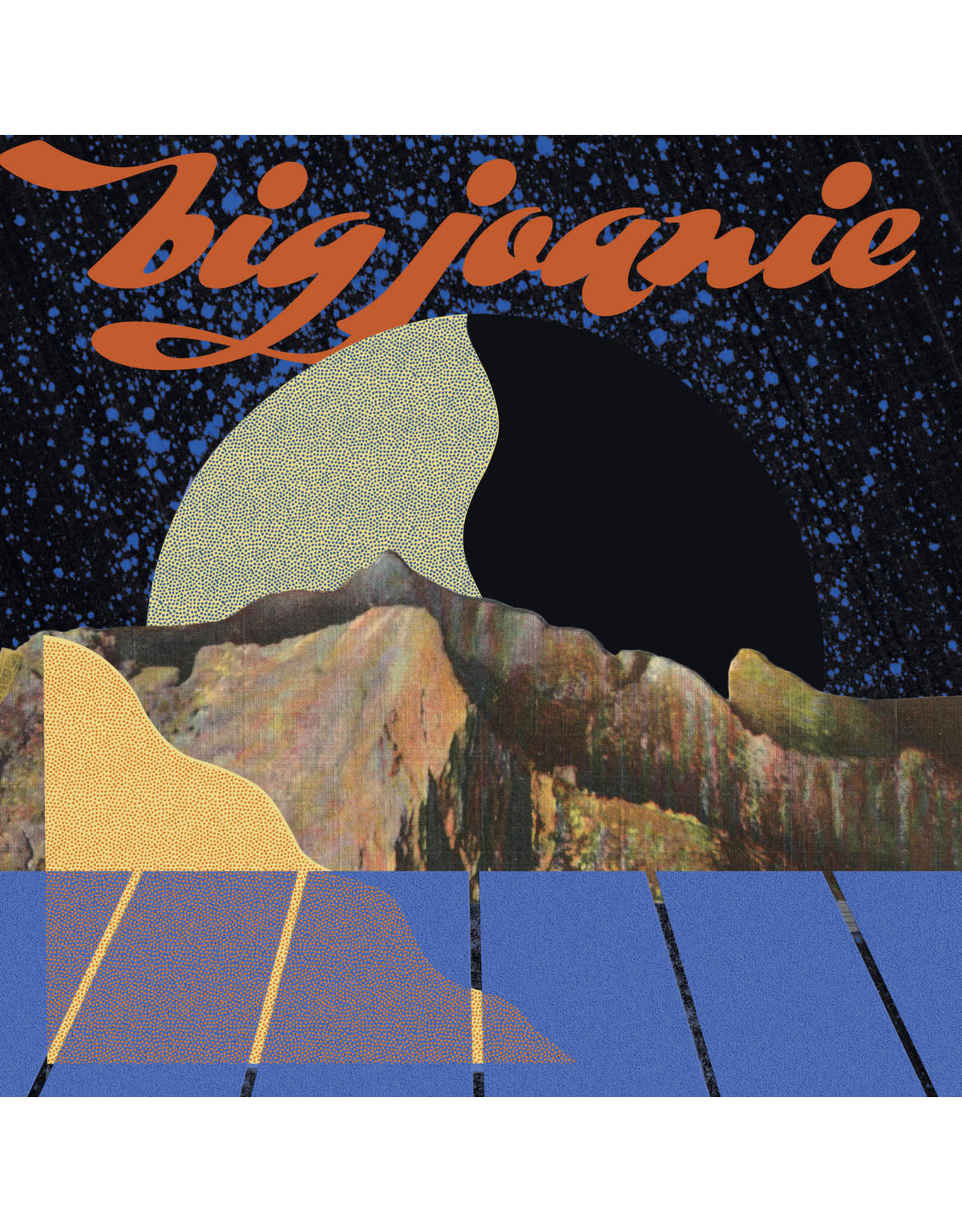 "New Vinyl Big Joanie - Cranes In The Sky 7"""