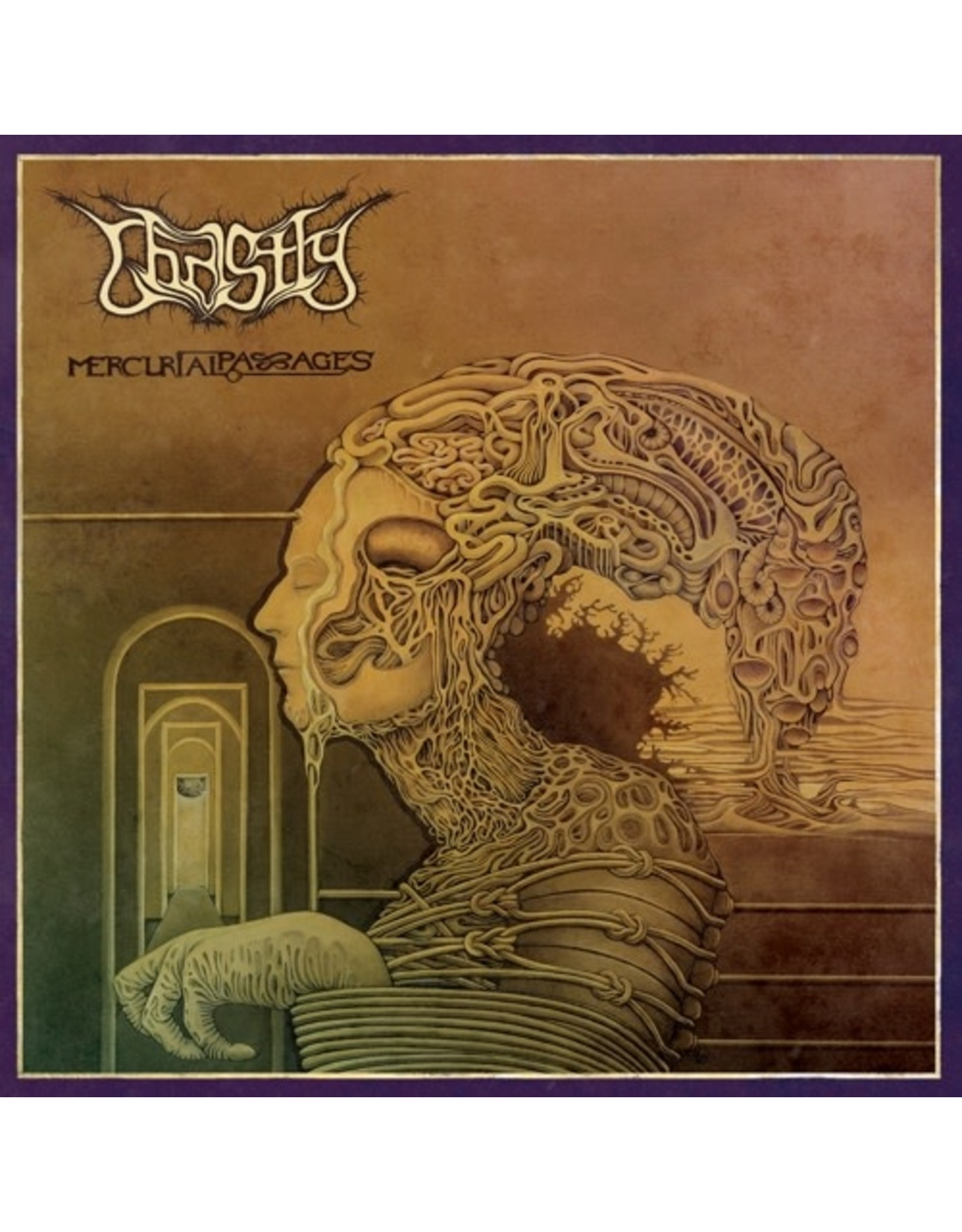 New Vinyl Ghastly - Mercurial Passages LP