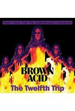 New Vinyl Various - Brown Acid: The Twelfth Trip LP