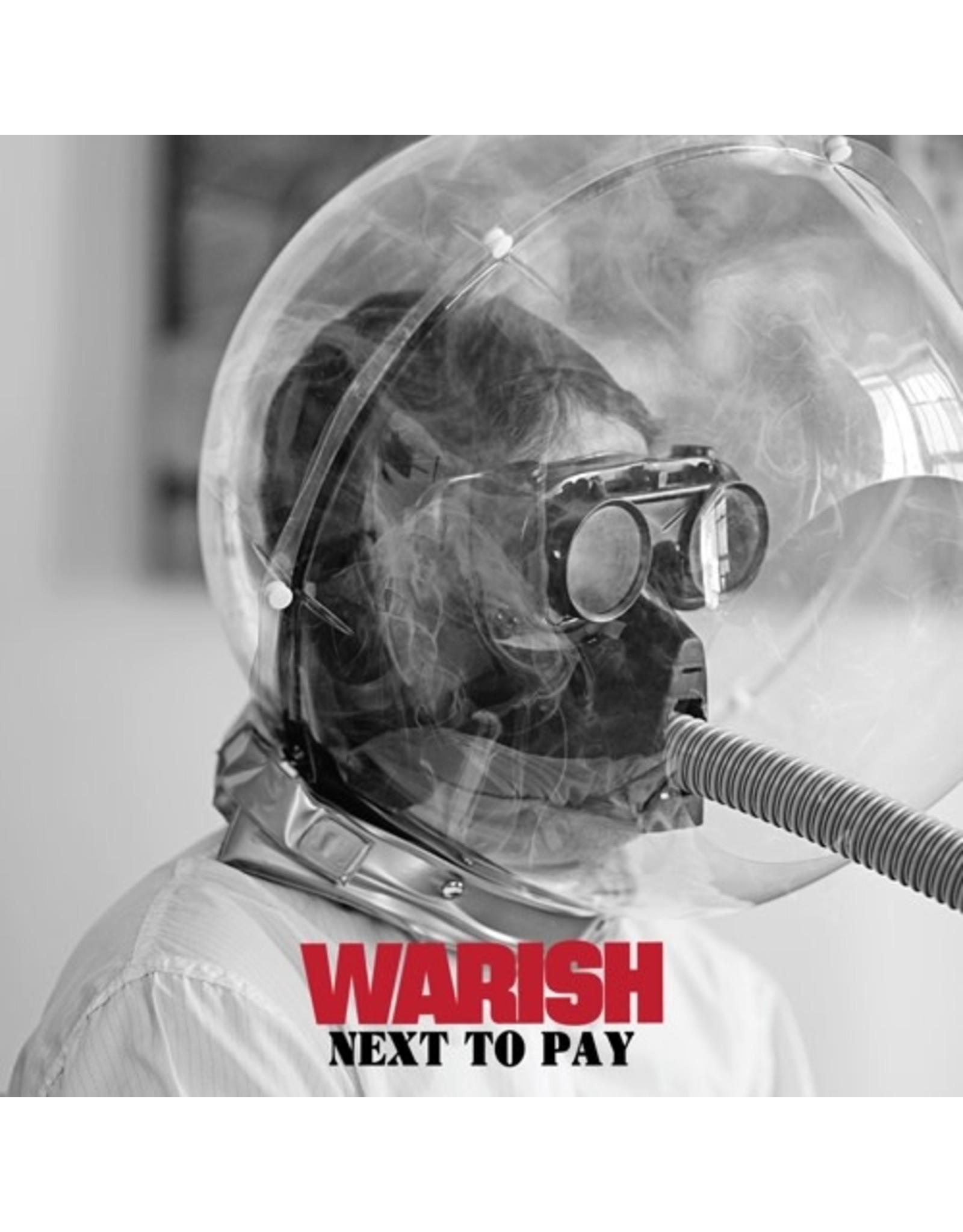 New Vinyl Warish - Next To Pay LP