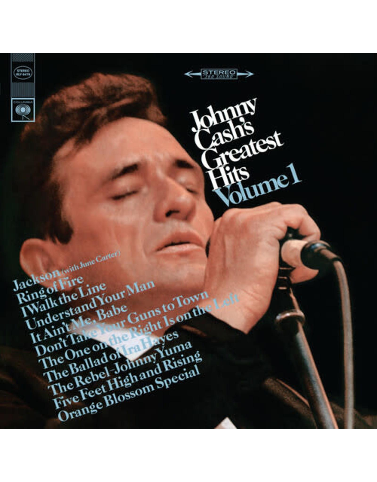 New Vinyl Johnny Cash - Greatest Hits Vol. 1 LP